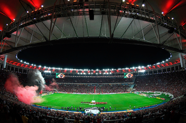 Maracanã stadium the house of Flamengo