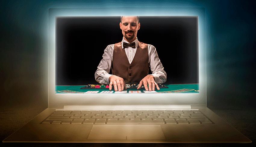 Liver dealer of blackjack game online