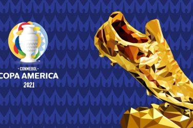 Copa America 2021 Golden Boot