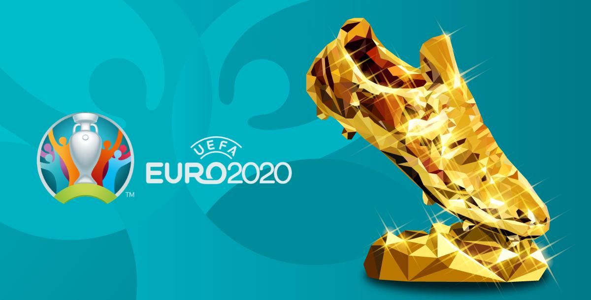 golden boot euro 2020