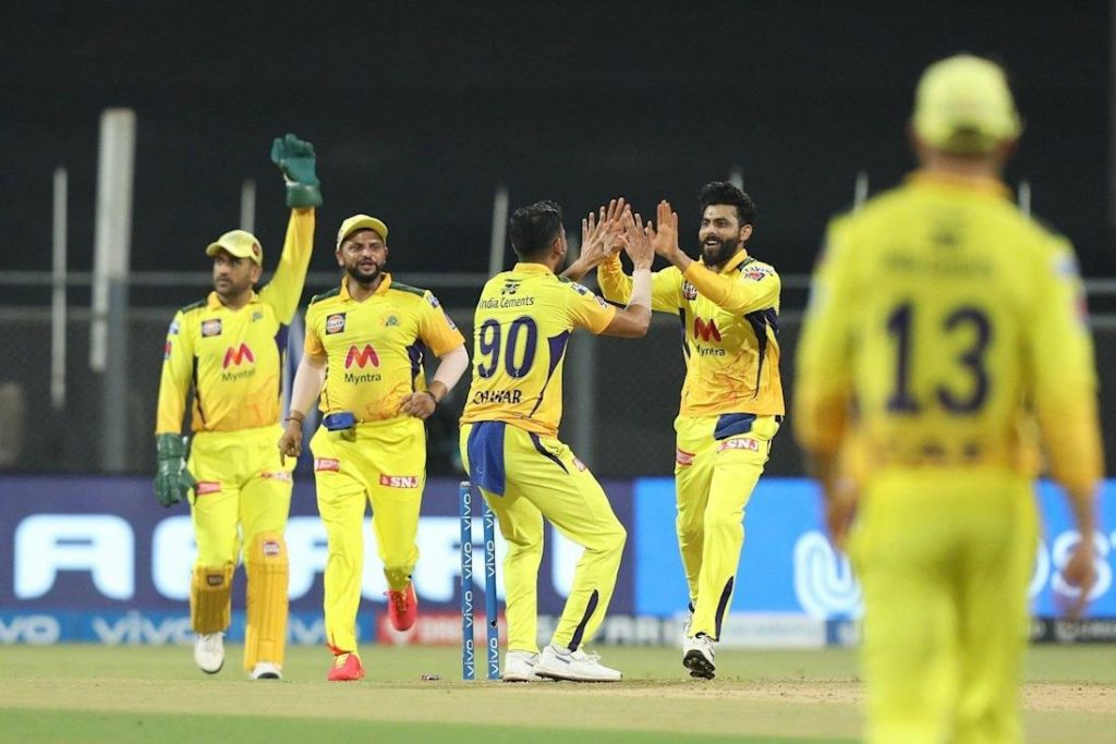 Chennai Super Kings are the favourites to win the IPL 2021 according to the bookies